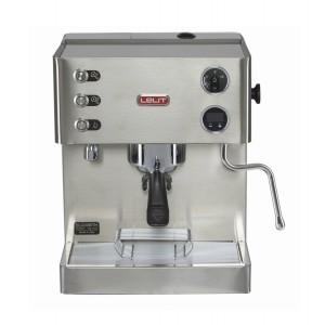 Espressor Lelit PL 92 T, Dual boiler, 1200W, 2.5 L, rasnita, manometru, PID