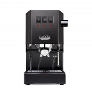 Espressor manual Gaggia Classic 2019 Negru, 1050 W, 2.1 L, 15 bar, cadou Tamper Motta 58 mm