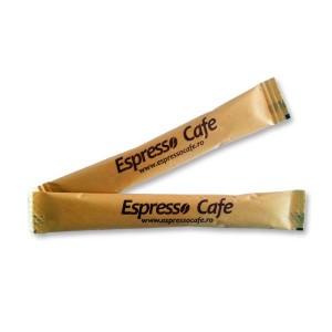 Espresso Cafe zahar brun plic set 100 buc