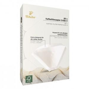 Tchibo filtre de cafea din hartie nr 4 set 80 buc