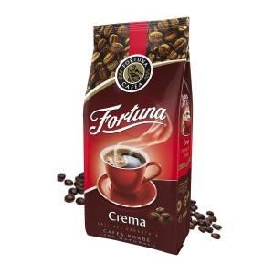 Fortuna Crema rosie cafea boabe 1 kg