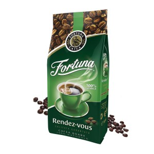 Fortuna Rendez-Vous verde cafea boabe 1kg