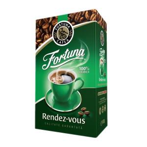 Fortuna Rendez Vous cafea macinata 500g