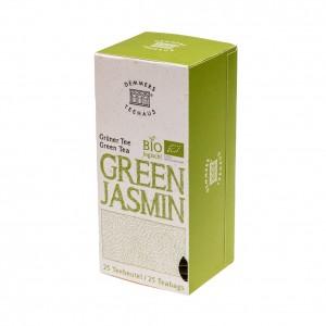 Ceai Demmers Bio Jasmin Green Tea 25 plicuri