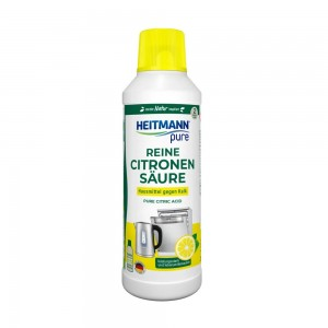 Heitmann acid citric pur lichid 500 ml