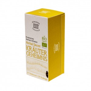 Ceai Demmers Herbal Secret 25 plicuri