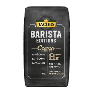 Cafea boabe Jacobs Barista Editions Crema 1kg