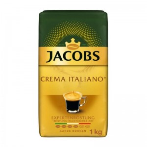 Jacobs Expert Crema Italiano cafea boabe 1 kg