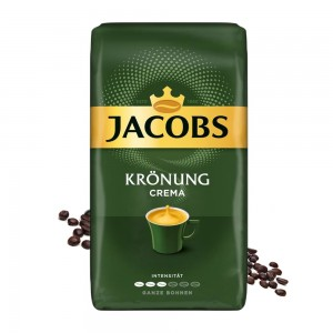 Cafea boabe Jacobs Kronung Crema Alintaroma 1 kg
