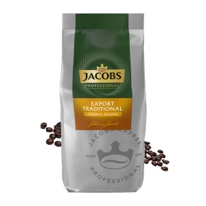 Jacobs Cafe Creme Export Traditional cafea boabe 1 kg