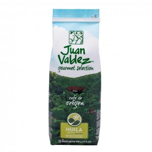 Juan Valdez Huila cafea boabe de origine 500g