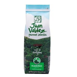 Juan Valdez Narino cafea boabe de origine 500g