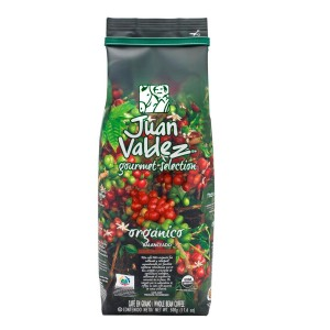 Juan Valdez Organico cafea boabe eco 500g