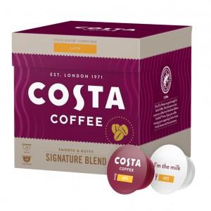 Costa SB Latte capsule compatibile Dolce Gusto 16 buc