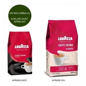 Lavazza Caffe Crema Classico cafea boabe 1 kg