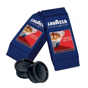 Lavazza Espresso Point Forte e Deciso capsule 100 buc