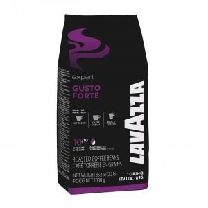 Lavazza Gusto Forte Vending cafea boabe 1 kg