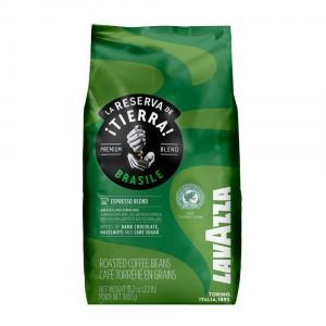 Lavazza Tierra Brasile Intense cafea boabe 1 kg