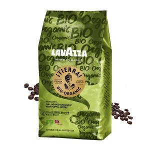 Lavazza Tierra BIO Organic UTZ cafea boabe 1kg