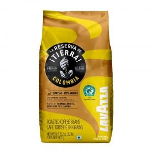 Lavazza Tierra Colombia cafea boabe 1 kg