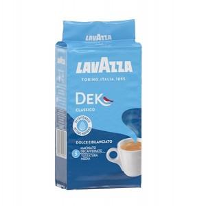 Lavazza Dek Classico cafea macinata decofeinizata 250g