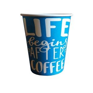 Life pahare automate carton 170 ml albastre bax 3000 buc