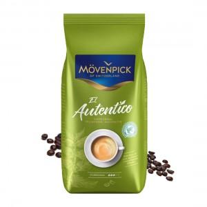 Movenpick El Autentico Caffe Crema cafea boabe 1 kg