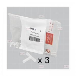 Necta Teu plastic set 3 buc 094231