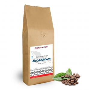Nicaragua cafea boabe de origine 1kg