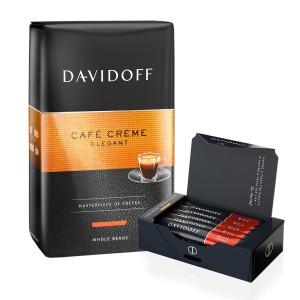 Pachet promo Davidoff Elegant si cadou Rich Aroma stick instant