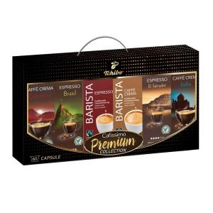 Pachet Cafissimo Premium Collection 60 capsule diferite
