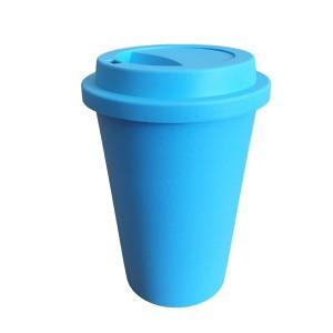 Pahar de voiaj 450 ml azur