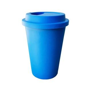 Pahar de voiaj 450 ml bleumarin