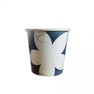 Pahare carton Bazzara 4oz 100 ml set 50 buc