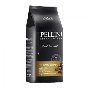 Pellini Gran Aroma cafea boabe 1kg