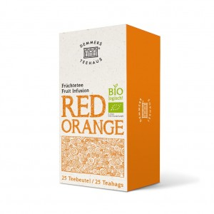 Ceai Demmers Red Orange 25 plicuri