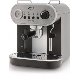 Espressor Gaggia New Carezza Deluxe + cadou Decalcifiant Gaggia 250ml