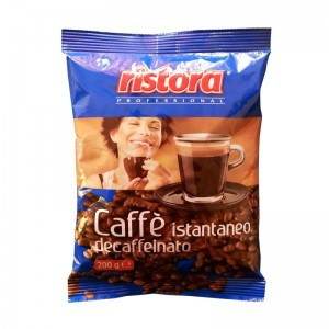 Cafea instant Ristora decofeinizata - 200gr
