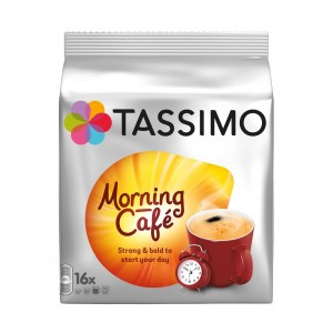 Capsule cafea Jacobs Tassimo Morning Cafe 16 buc