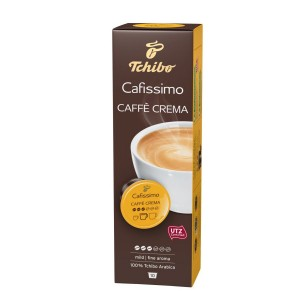 Tchibo Cafissimo Caffe Crema Fine Aroma capsule 10 buc