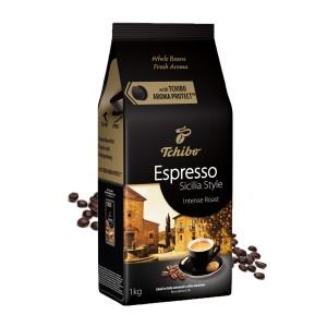 Tchibo Espresso Sicilia Style cafea boabe 1 kg