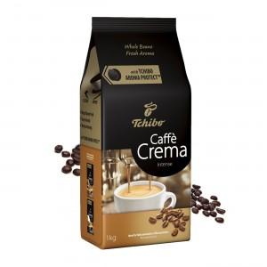 Tchibo Caffe Crema Intense cafea boabe 1 kg