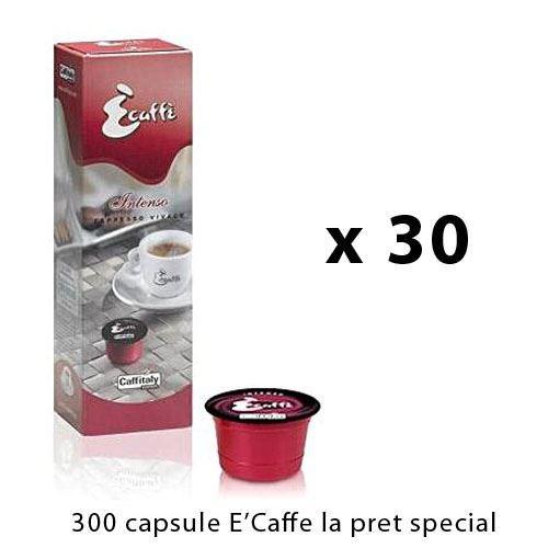 Oferta 300 capsule E'Caffe Intenso