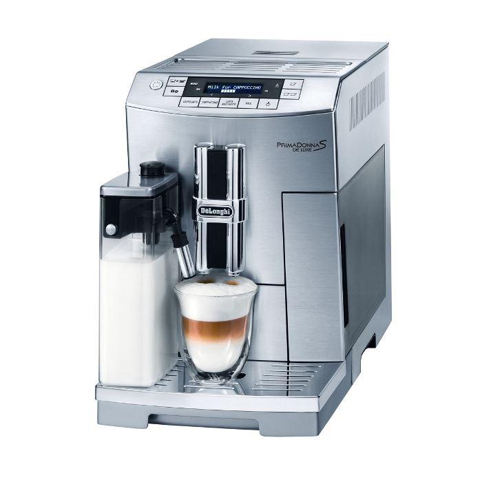 Espressor DeLonghi ECAM 26.455S-Primadonna