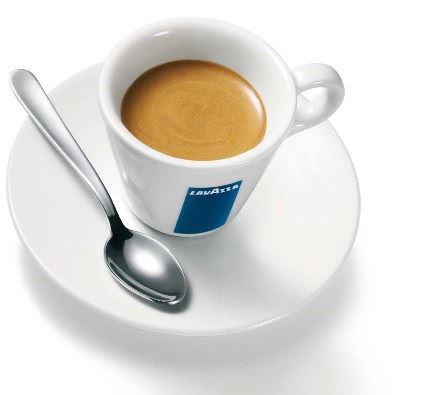 Ceasca de cappuccino Lavazza o ceasca o farfurie