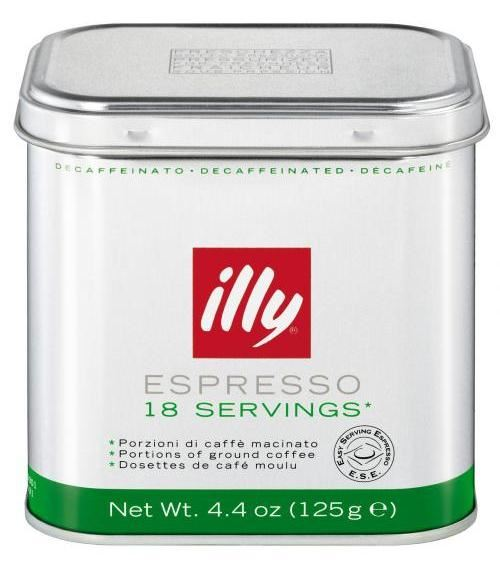 Illy monodoze cafea decofeinizata 18buc