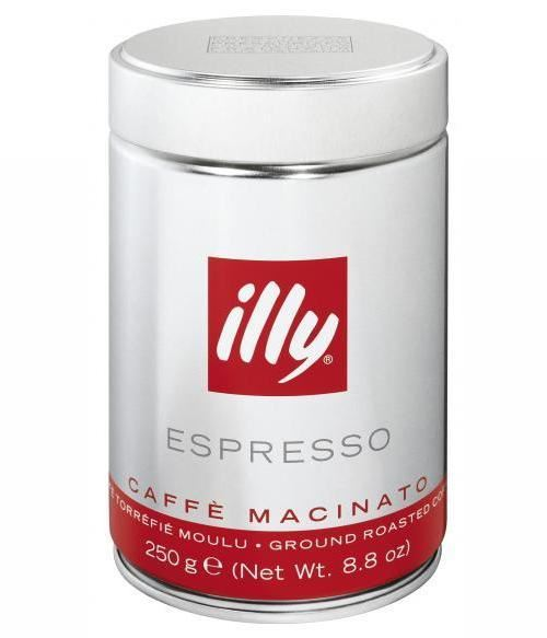 Illy arabica decofeinizata 250 gr
