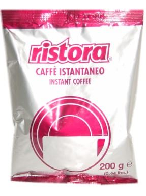 Cafea instant Ristora 200gr