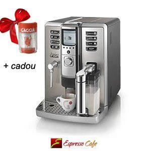 Gaggia Academia cadou o cutie cafea Gaggia