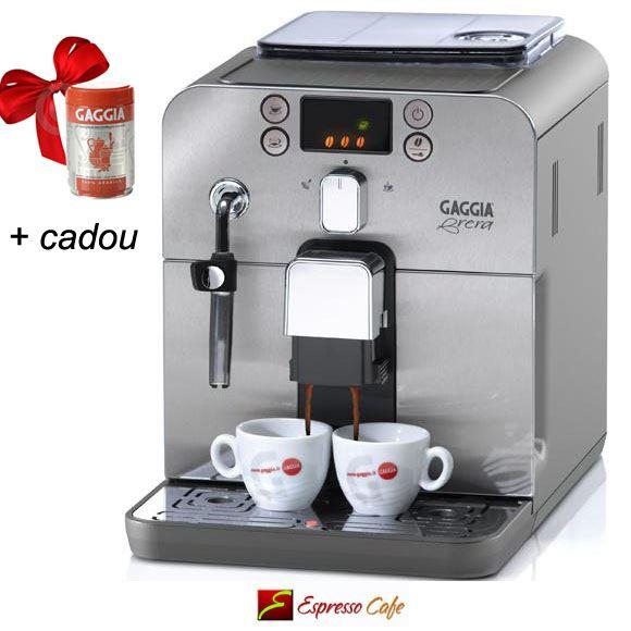 Gaggia Brera cadou o cutie cafea Gaggia